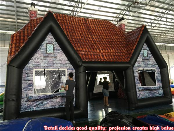 Hot sale airtight inflatable pub tent for rentals Cheap mobile airtight Inflatable bar for weekends & Hot sale airtight inflatable pub tent for rentals Cheap mobile ...