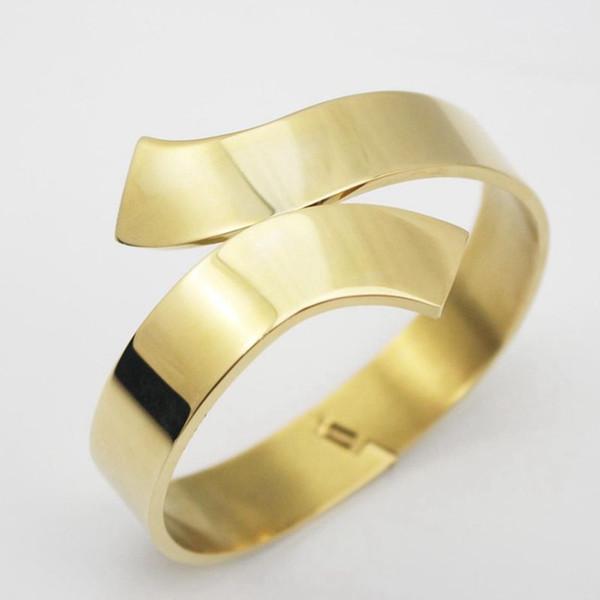 Brazalete de brazalete de pun ¢ o de oro