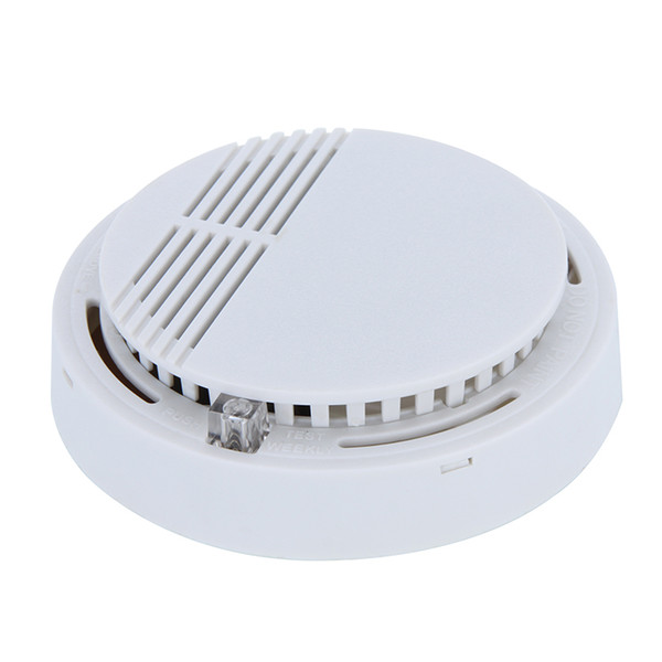 best selling Smoke Detector Alarms System Sensor Fire Alarm Detached Wireless Detectors Home Security High Sensitivity Stable LED W 85DB 9V Battery 50