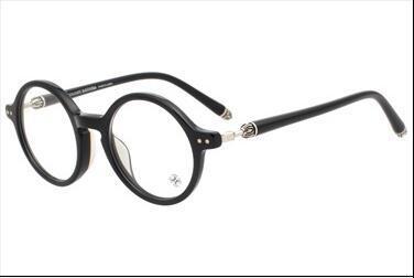 Брендовые очки - ELSTER Круглые очки с металлическим каркасом Ретро оправы для очков Женские очки для мужчин
