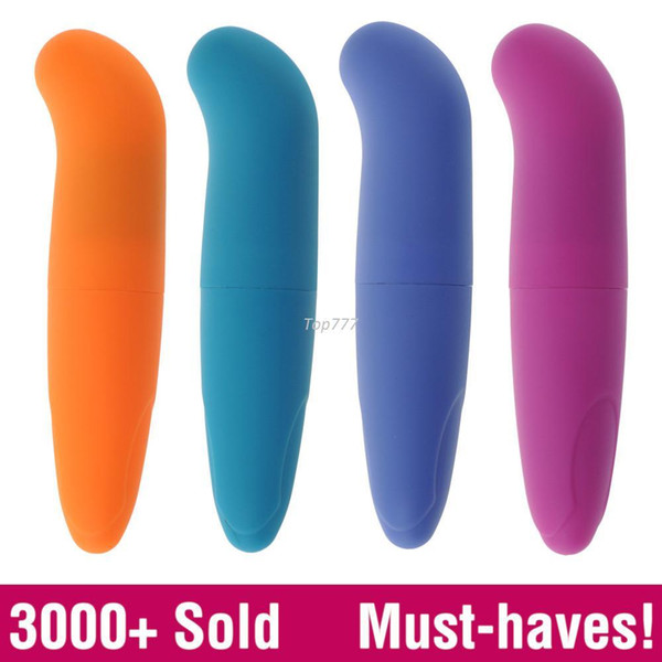 best selling Powerful Mini G-Spot Vibrator for beginners, Small Bullet clitoral stimulation, adult sex toys for women Sex Products for women