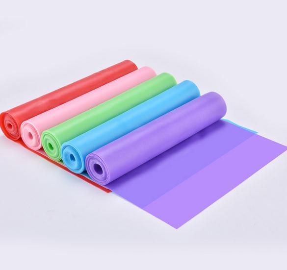 Yoga Elastic Band Environmentally Friendly Odorless Latex Pull Rope Rally Pieces Fitness Resistance Tape