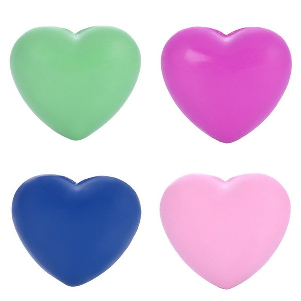 12 Multicolor Love Heart Chime Ball Copper Antenatal Training Bell Beads Metal Materials for Pendants Maternity Pregnant Necklace