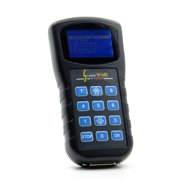 2019 Super VAG Key Programmer Professional Odometer Correction Read Security Code Super Vag K Can 4.8