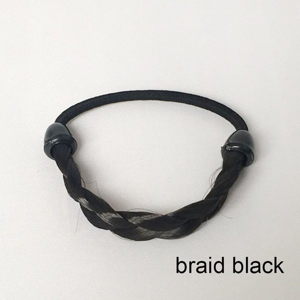 braid Black
