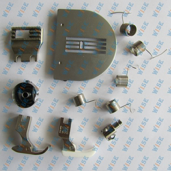 #TZ65-11-6 ONE SET PLATE ZIGZAG BROTHER TZ1-B651,B652 6MM sewing machine parts industrial use for gauge set for industrial sewing machines.