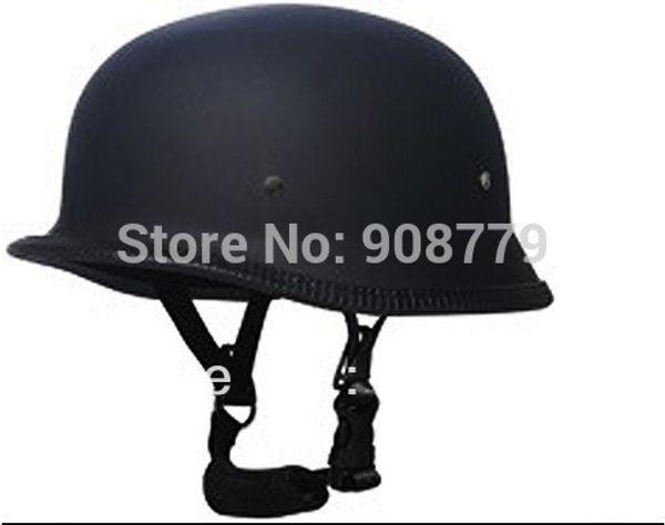 Wholesale- Most Crazy Novelty Helmet Germany army helmet popular motorcycle helmet D-680