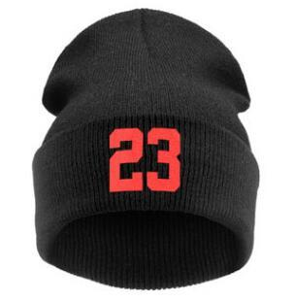 wholesale Fashion Unisex Spring Winter Hats for Men women Knitted Beanie 23 Wool Hat Man Knit Bonnet Beanie Gorros ski Thicken Warm Cap