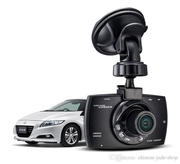 Novatek Car Dvr 1080P 2.7 INCH Camera Recorder G30 Motion Detection Night Vision Dvrs Dash Cam Video Recorder 170 Degree 60PCS/LOT