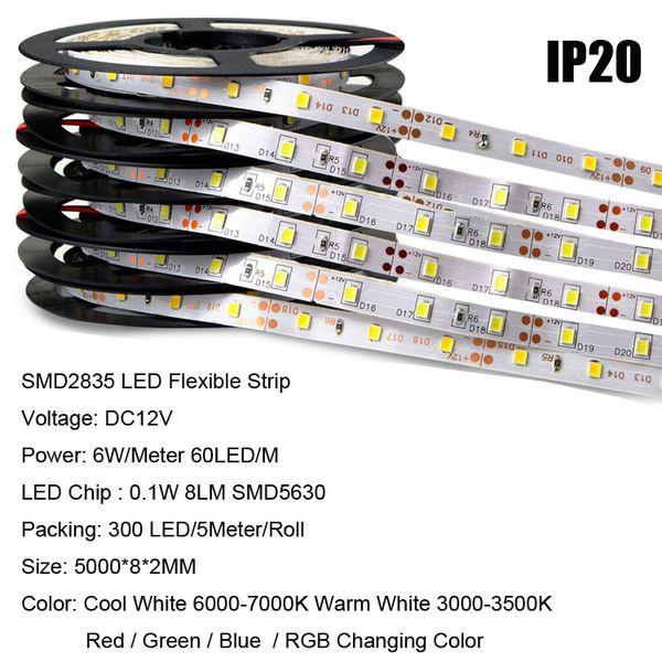 SMD2835 60LED / M IP20