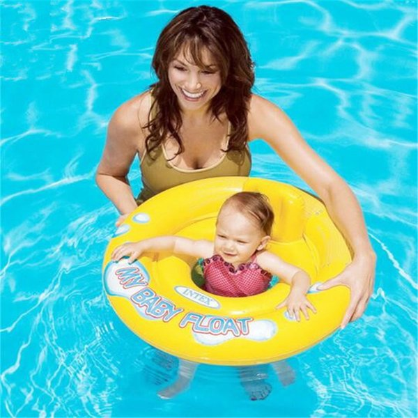 67cm Kids Inflatable Swimming Pool Rings Beach Toys Sports Outdoor Play Water Fun Toy Kids Gifts Summer