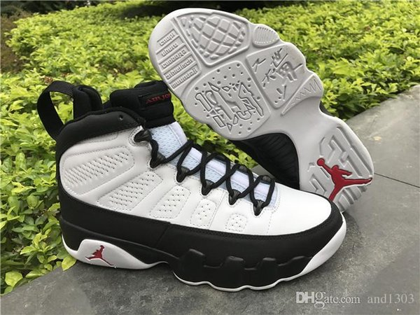 hot sale online 2bff4 db77e Best Air Aa Jordan 9 Retro Og Space Jam 302370 112 Bred Red/Black/White  With Original Box Under $56.99 | Dhgate.Com