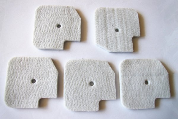 5X Air filter element for Kawasaki TH23 hedge trimmer free shipping air clearner element replacement parts