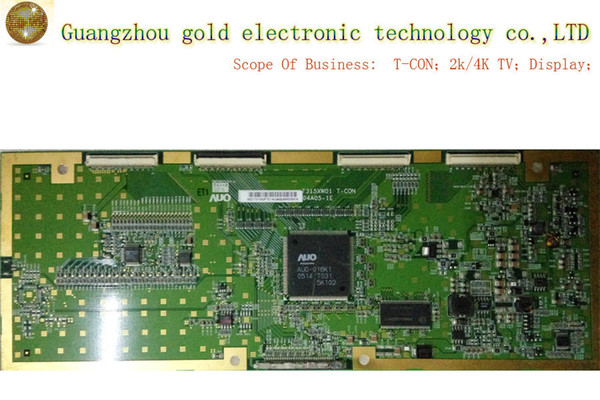 Original AUO logic board T315XW01 04A05-1E T-CON board CTRL board Flat TV Parts LCD LED TV Parts