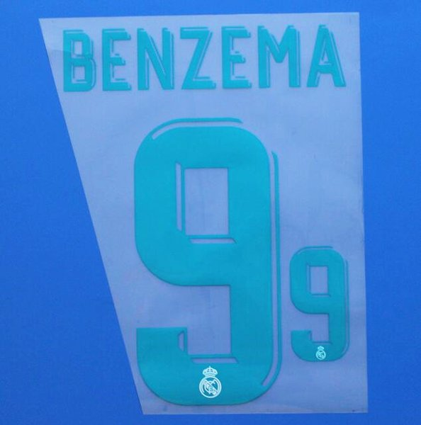 HOME NAME 9 BENZEMA