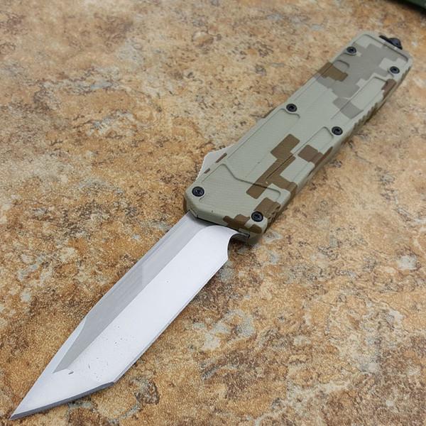 Tavsiye mi mi Orduda kamuflaj serisi (3.5 inç Avcılık Erkekler için Katlanır Cep Survival Knife Xmas hediye kopyaları