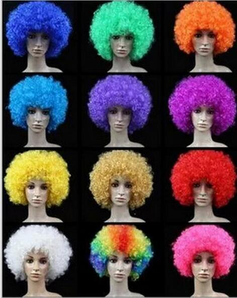 hairpiece Big hair wig dance photography props fans wig large explosive head lace wigs hairpiece