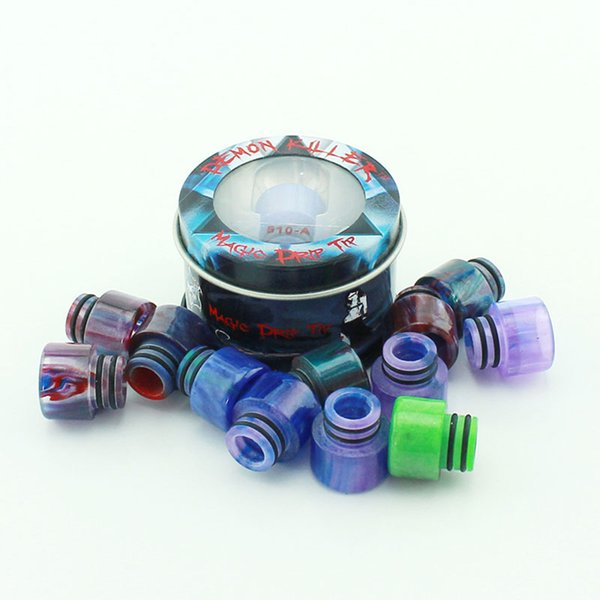 510 Epoxy Resin Drip Tips A