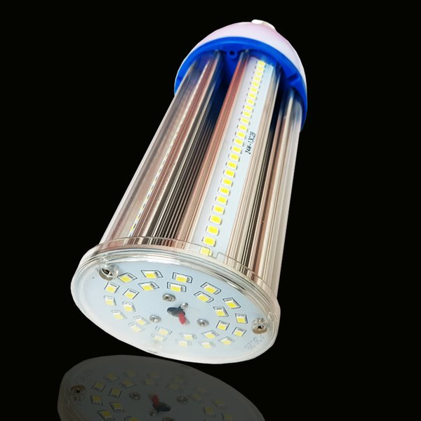 Free Shipping Non-dimmable High Lumen Aluminum fins heat sink 24W Corn Bulb Light Warm White Natural White Cold White Avaliable 85-265VAC