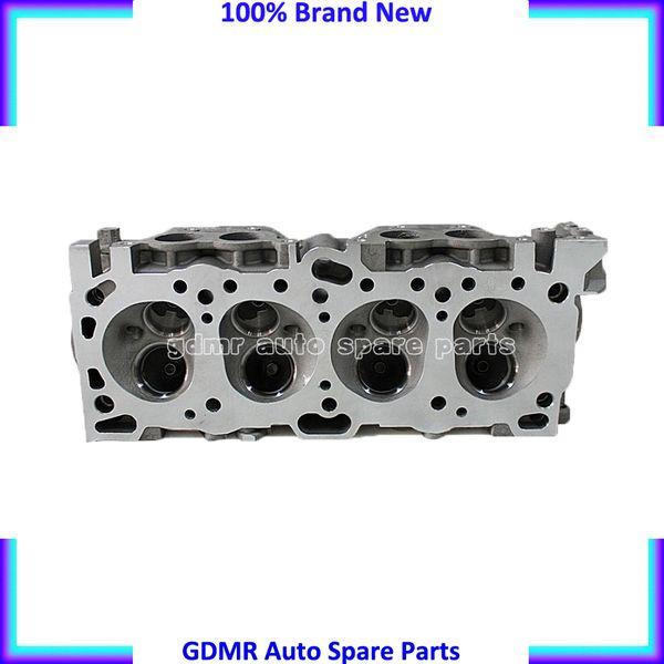 top popular Petrol engine parts 8v 4G64 cylinder head for mitsubishi Galant L200 L300 Expo Pajero Shogun Space wagon Mighty Max 2350cc 2.4L 2019