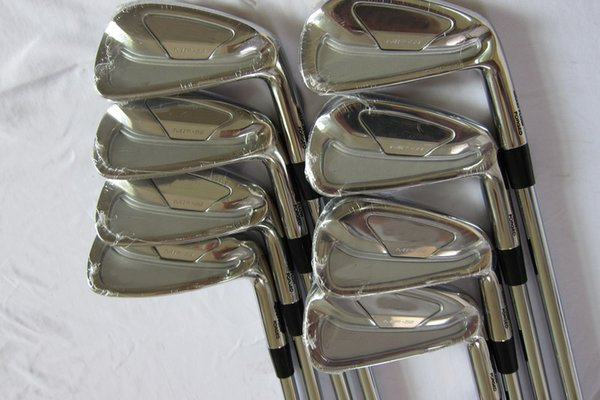 Top quality golf clubs MP59 golf irons set with Shaft and Snowflake Grips free shipping by DHL