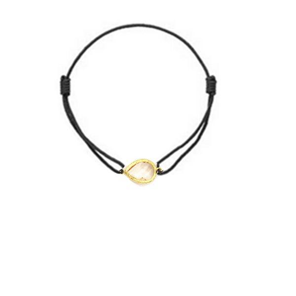 (10pcs) Wholesale Adjustable Rope Chain Elastic String Charm Bracelet Women Strand Femme Bijoux Friendship Popular Style Yoga Charm Jewelry