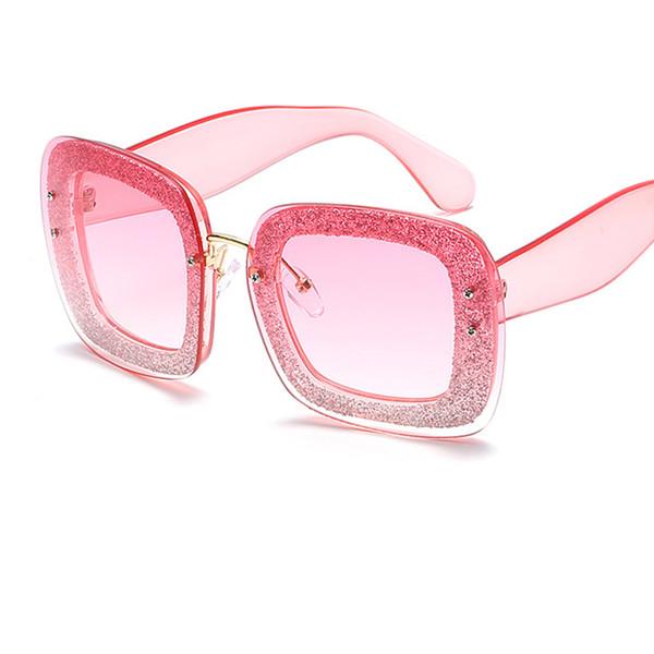 Cat Eye Sunglasses Women Brand Designer Square Frame Sunglasses Vintage Luxury Coating Mirror Glasses Cat Mask Oculos UV400 L11