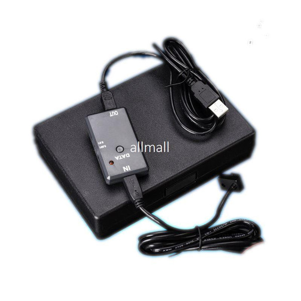 best selling Freeshipping Digital Display Measure Tools USB Data Acquisition Adapter Cable For Electronic Dial Indicator Micrometer Thickness Gauge Meter