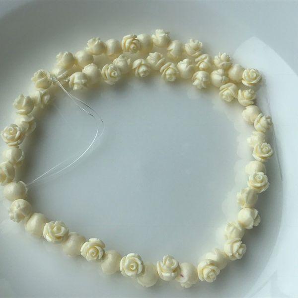 6.5mm White