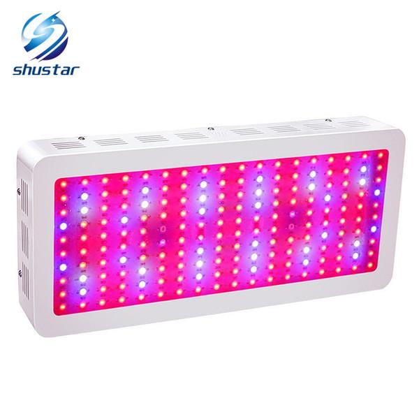 600W 800W 1000W 1200W 1500W 1600W 1800W 2000W doppio chip LED coltivano spettro completo rosso / blu / UV / IR per piante da interno