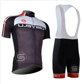 06d708308e681 2017 New Castelli Cycling Jersey Pro Team Short Sleeve Bicycle Clothing Bike  Sportswear Cycling Clothing Unisex