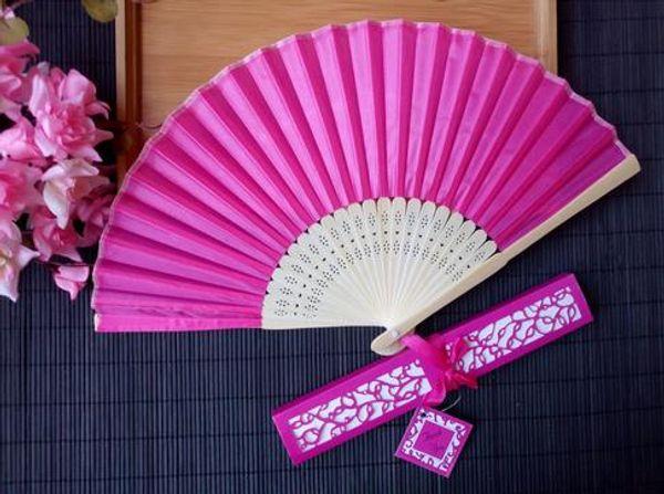 Розовые красные вентиляторы + коробка