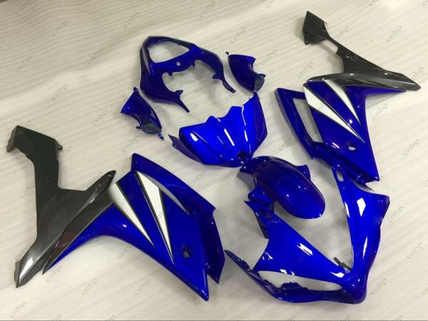 Full Body Kits YZF R1 08 ABS Fairing for YAMAHA YZFR1 2007 Blue Black Fairing Kits YZFR1 07 2007 - 2008