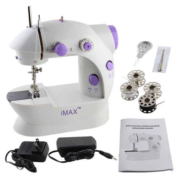 Brand new portable multifunctional home use mini sewing machine.
