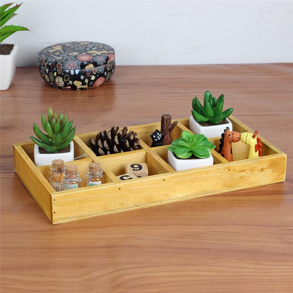Pot Trays Gardening 2018 rectangle wooden garden planter window box flower bed trough rectangle wooden garden planter window box flower bed trough pot trays for gardening and home decoration workwithnaturefo