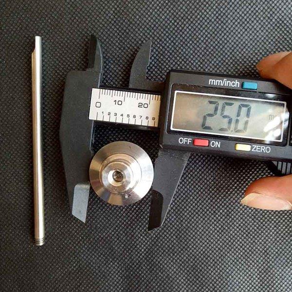 티타늄 캡 25mm