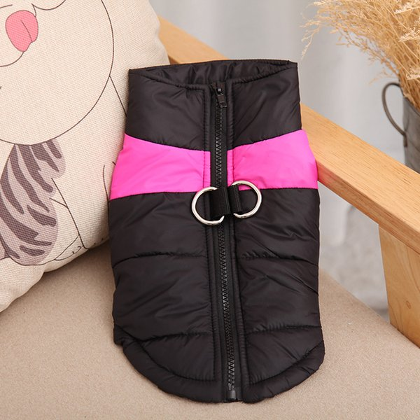High Quality Brand Double Layer Fleece Dog Coat Winter Warm Plaid Dog Clothes European&American Style Fittable Pet Clothes S-4XL