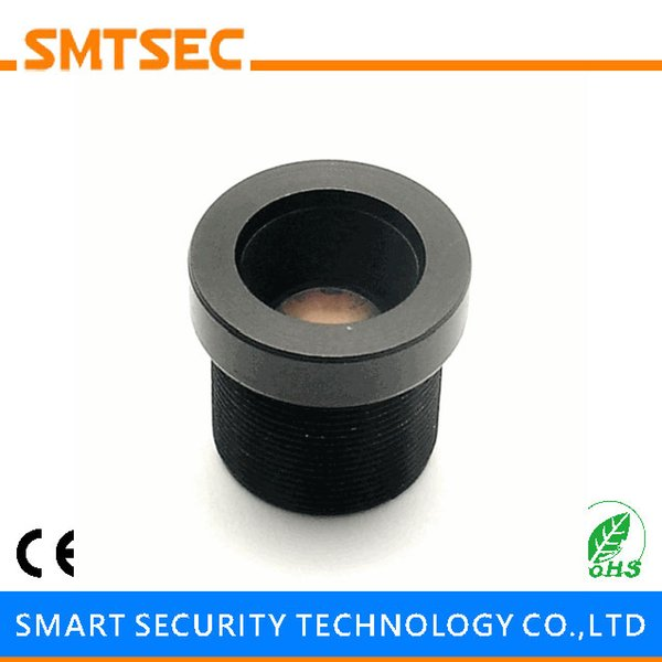 "Wholesale- SMTSEC SL-1220B 1/3"" 12.0mm CCTV Lens F2.0 M12*0.5 Mount 25 Degrees Wide Angle CCTV Board Lens for CCTV IP Security Camera"