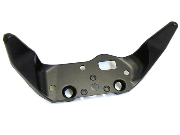 Black Headlight Front Upper Fairing Stay Bracket For Honda CBR600 F4 1999-2000 CBR600 F4i 2001-2006