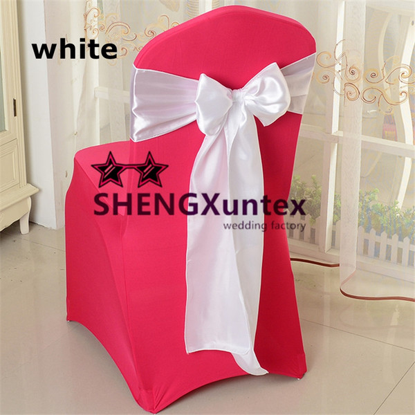 Swell White Color Satin Chair Sash Chair Bow Used For Wedding Chair Cover Sash Graduation Bridesmaids Sashes From Searchtextile 48 32 Dhgate Com Machost Co Dining Chair Design Ideas Machostcouk