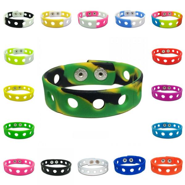 Минута.Силиконовые браслеты мягкие браслеты полосы обуви подвески украшения детские аксессуары 18/21 СМ 17 цветов партия лучший подарок бесплатно DHL