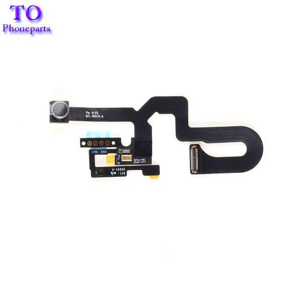 50PCS Front Facing Camera Module Proximity Light Sensor Flex Cable For iPhone 7 7G 7 Plus Free DHL