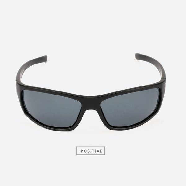 Sport Sunglasses Polarized Men Women Driving Fishing Polaroid Black Frame Glasse