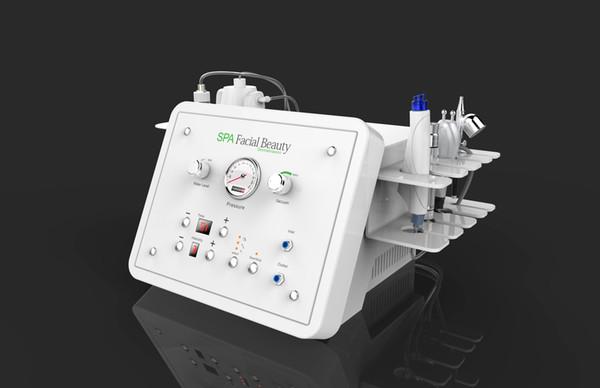 2017 plus récent !!! aspirateur hydra machine faciale hydro microdermabrasion dermabrasion eau oxygène jet peeling