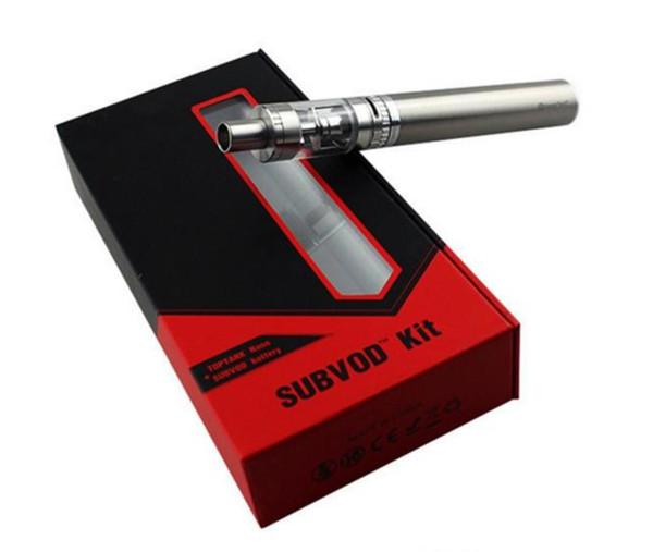 kanger subvod starter kit Kanger 1300mAh Battery 3.2ml SSOCC coil coils kanger subvod mega gift box DHL free