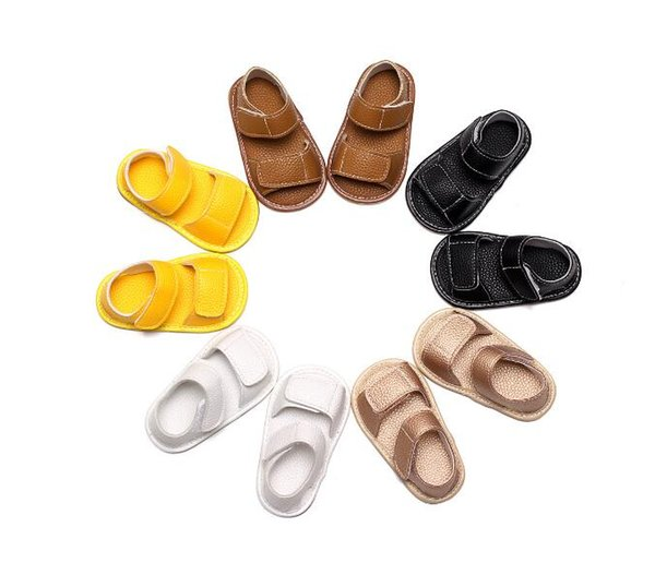 SUMMER leather kids shoes solid multi color BABY Cow MUSCLE 20 PAIRS/LOT NEW BORN GOOD QUALITY FACTORY PRICE FREE SHIPPING