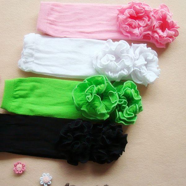 4 Colores Medias de Legging de Color Caramelo Para Niñas bebés Calentador de la Pierna calcetines de tobillo Algodón Puro Regalos de Navidad Niños Pequeños leggings para niños A6345