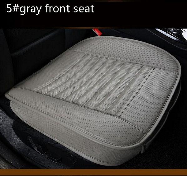 5 # siège avant gris