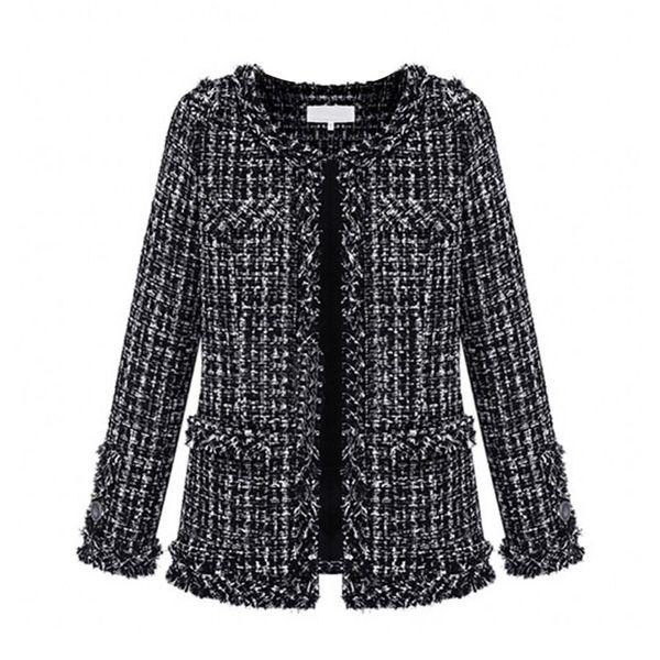 2016 Autumn Winter Coats for Women New Ladies Europen Style Women's Stylish Casual Formal Wool Jacket Coats