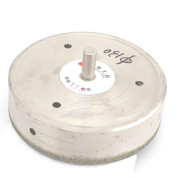 "5.118"" 130mm Diamond Coated tool Drill Bit Hole Saw Glass Tile Ceramic Marble"